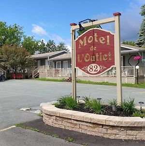 Motel De L'Outlet photos Exterior