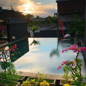 The Edelweiss Boutique Hotel Kuta photos Exterior
