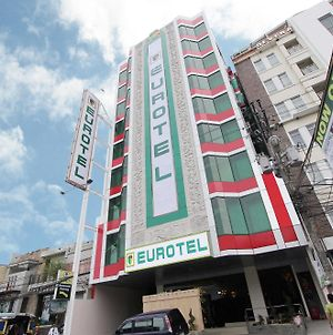 Eurotel Angeles photos Exterior