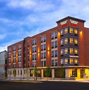 Fairfield Inn & Suites By Marriott Boston Cambridge photos Exterior