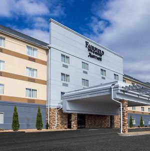 Fairfield Inn & Suites By Marriott Uncasville Groton Area photos Exterior