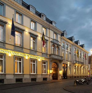 Hotel The Peellaert Brugge Centrum - Adults Only photos Exterior