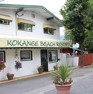 Kokanee Beach Resort Motel photos Exterior