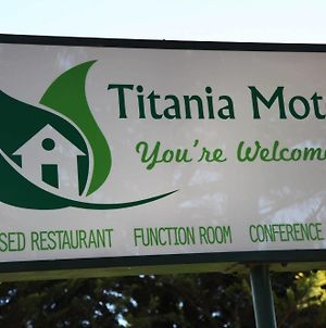Titania Motel photos Exterior
