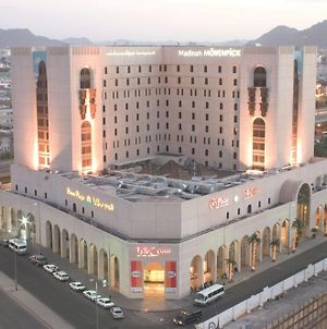 Madinah Movenpick Hotel photos Exterior
