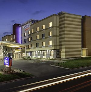 Fairfield Inn & Suites By Marriott Columbus Airport photos Exterior