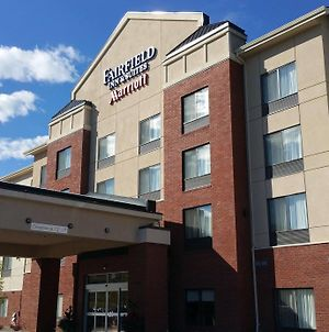 Fairfield Inn & Suites By Marriott Vernon photos Exterior