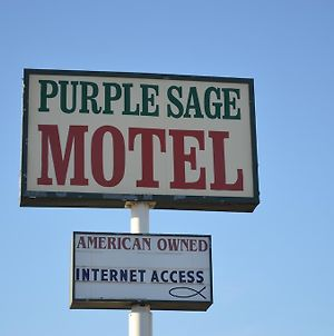 Purple Sage Motel photos Exterior