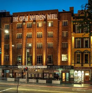 Great Southern Hotel Sydney photos Exterior