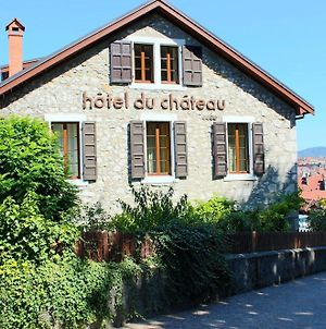 Hotel Du Chateau photos Exterior
