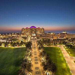 Emirates Palace Abu Dhabi photos Exterior