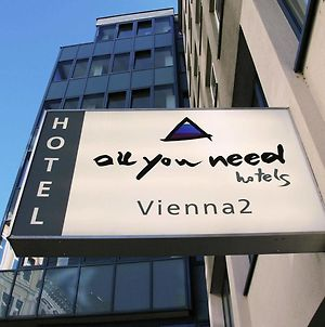 All You Need Hotel Vienna 2 photos Exterior