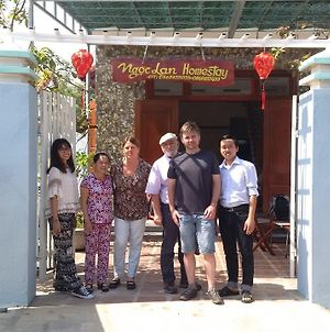 Ngoc Lan Homestay photos Exterior