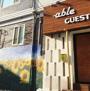 Able Guesthouse Dongdaemun photos Exterior