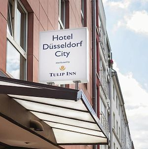 Hotel Dusseldorf City By Tulip Inn photos Exterior