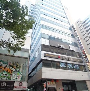 Ekonomy Hotel Myeongdong Central photos Exterior