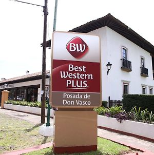 Best Western Plus Posada De Don Vasco photos Exterior