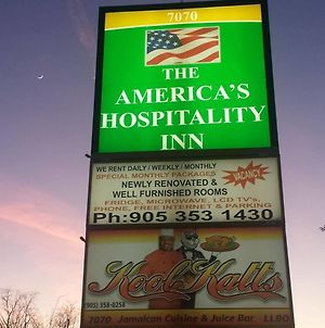 The America'S Hospitality Inn photos Exterior