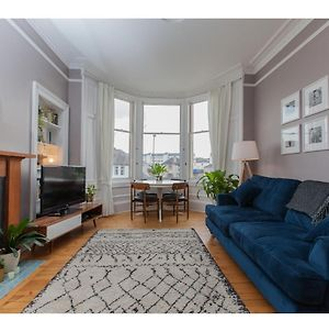 Spacious Stylish 2Br Flat For 4 In Leith Walk photos Exterior