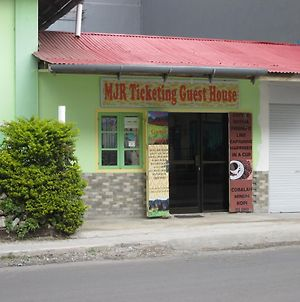 Mjr Ticketing Guest House photos Exterior