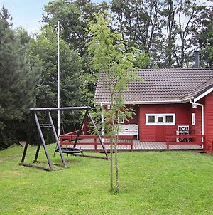 Two-Bedroom Holiday Home In Aakirkeby 1 photos Exterior