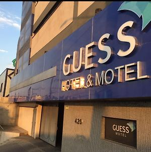 Guess Hotel & Motel photos Exterior