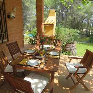 Holiday Home In Font-Rubi Catalonia, With Private Pool photos Exterior