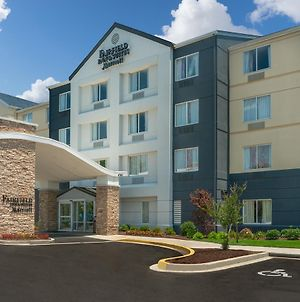 Fairfield Inn & Suites Memphis I-240 & Perkins photos Exterior
