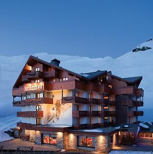 Le Sherpa Val Thorens Hotel Chalet photos Exterior