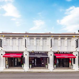 Hutton Suites Hotel By Phc photos Exterior