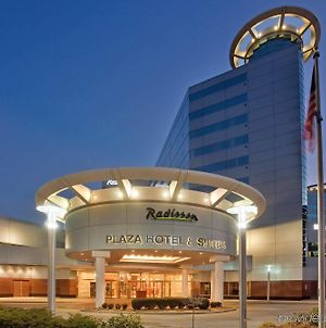 Radisson Plaza Hotel At Kalamazoo Center photos Exterior