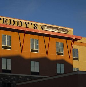 Teddy'S Residential Suites New Town photos Exterior