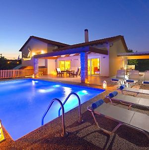 Olive Private Eco Villa Swimming Pool 5 Bdr Rhodes Kolymbia photos Exterior