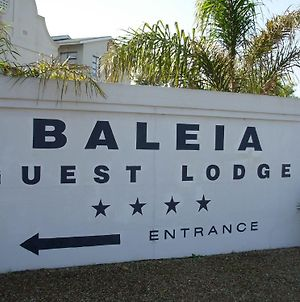 Baleia Guest Lodge photos Exterior