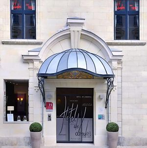 The Originals Boutique, Hotel Le Londres, Saumur photos Exterior