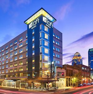 Aloft Louisville Downtown photos Exterior