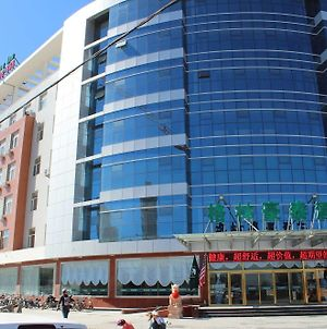 Greentree Inn Zhangjiakou Yu County Bus Station Business Hotel photos Exterior