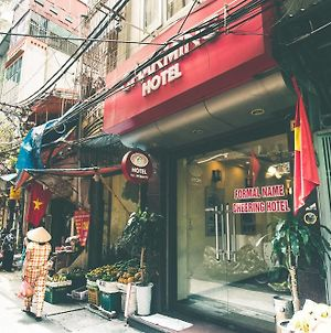 Hanoi Charming Hotel photos Exterior
