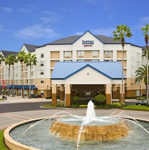 Fairfield Inn & Suites Lake Buena Vista In Marriott Village photos Exterior