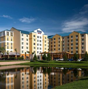 Fairfield Inn Suites By Marriott Orlando At Seaworld photos Exterior
