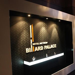 Hotel Antwerp Billard Palace photos Exterior