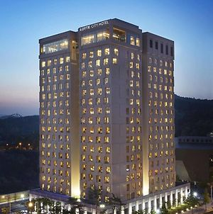 Lotte City Hotel Daejeon photos Exterior