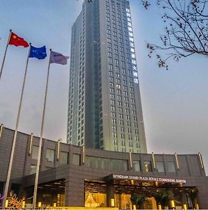 Wyndham Grand Plaza Royale Changsheng Jiangyin photos Exterior