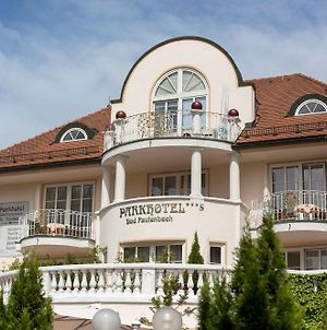 Parkhotel Bad Faulenbach photos Exterior