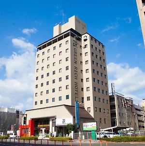 Green Rich Hotel Oita Miyako Machi photos Exterior