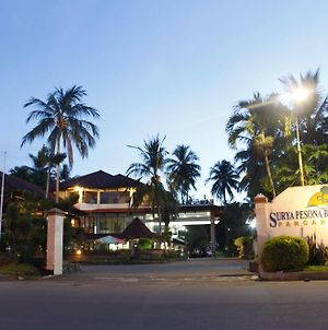 Surya Pesona Beach Hotel photos Exterior