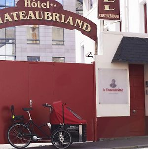 Hotel Chateaubriand photos Exterior