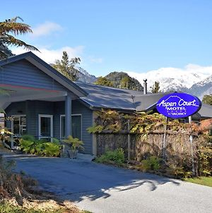 Aspen Court Motel Franz Josef photos Exterior