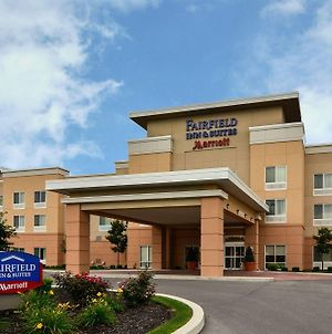 Fairfield Inn & Suites Huntingdon Route 22 Raystown Lake photos Exterior