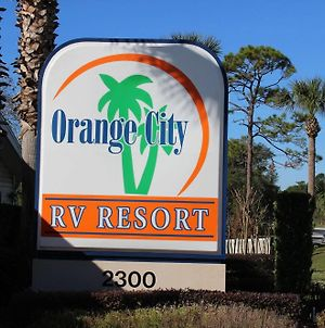 Orange City Rv Resort photos Exterior